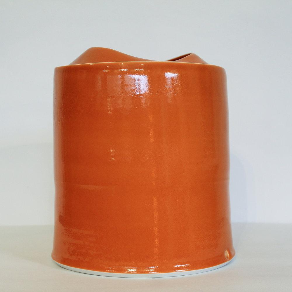 Medium Tall Orange Vessel 1.1.jpg