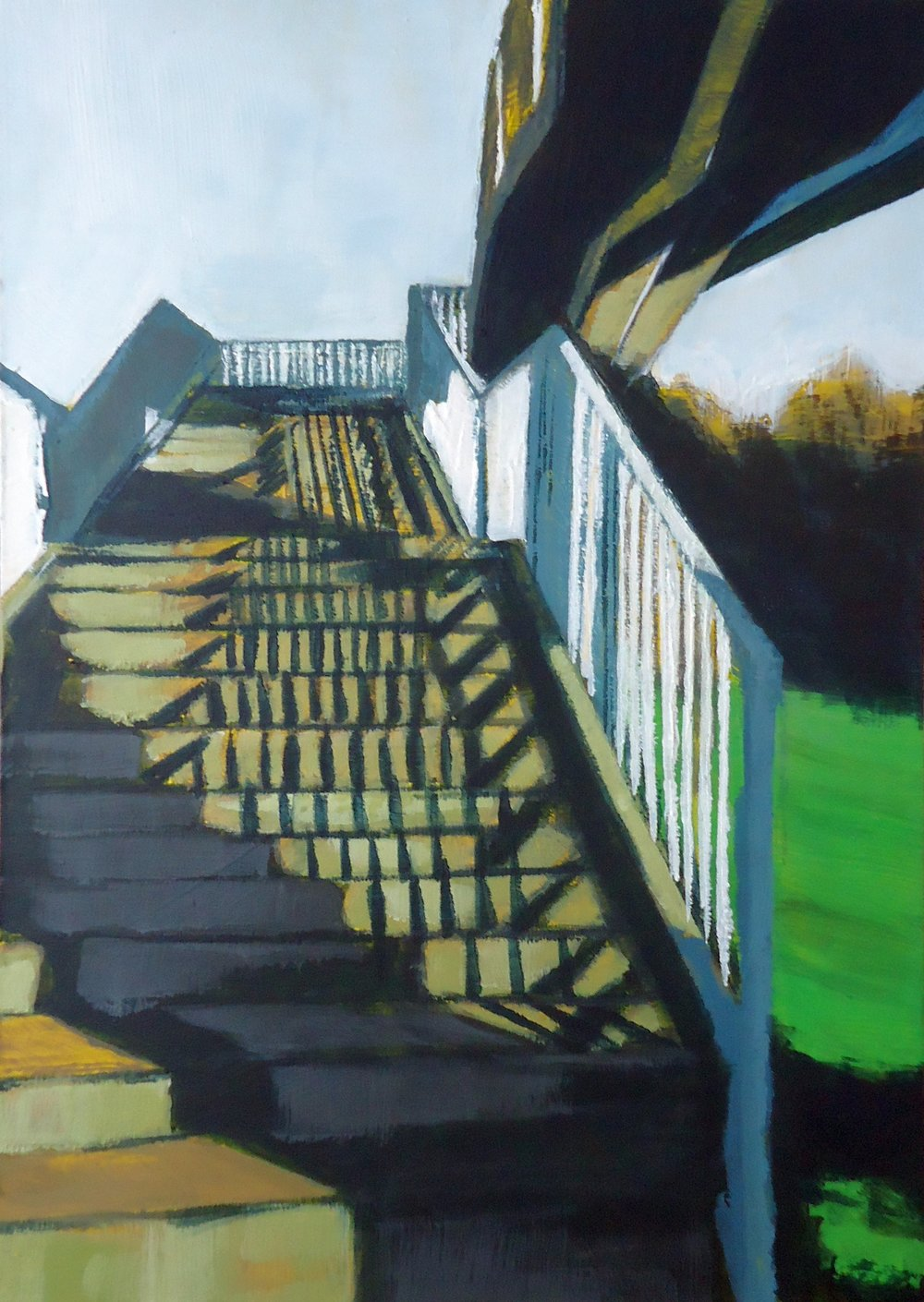 'Footbridge' 21x15cm.jpg