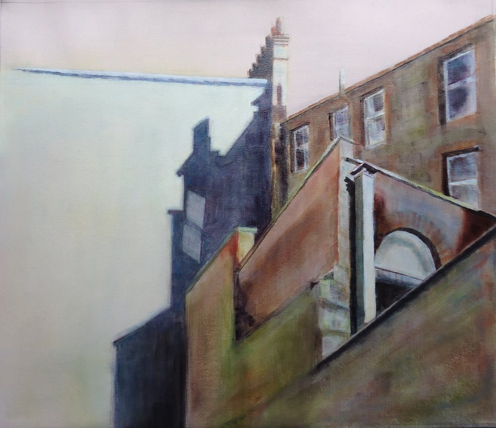 'Leith Lane' 60x75cm.jpg