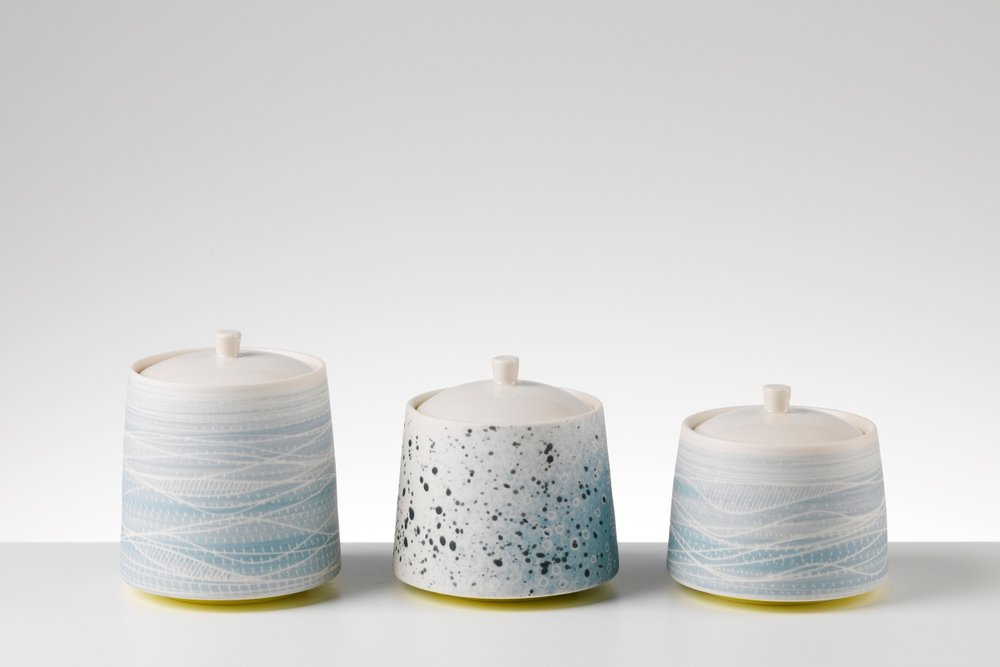 MORE CERAMIC ARTISTS STOCK OUR BOUTIQUE KITCHEN SHOP - NEW WORKS ARRIVE WEEKLY!