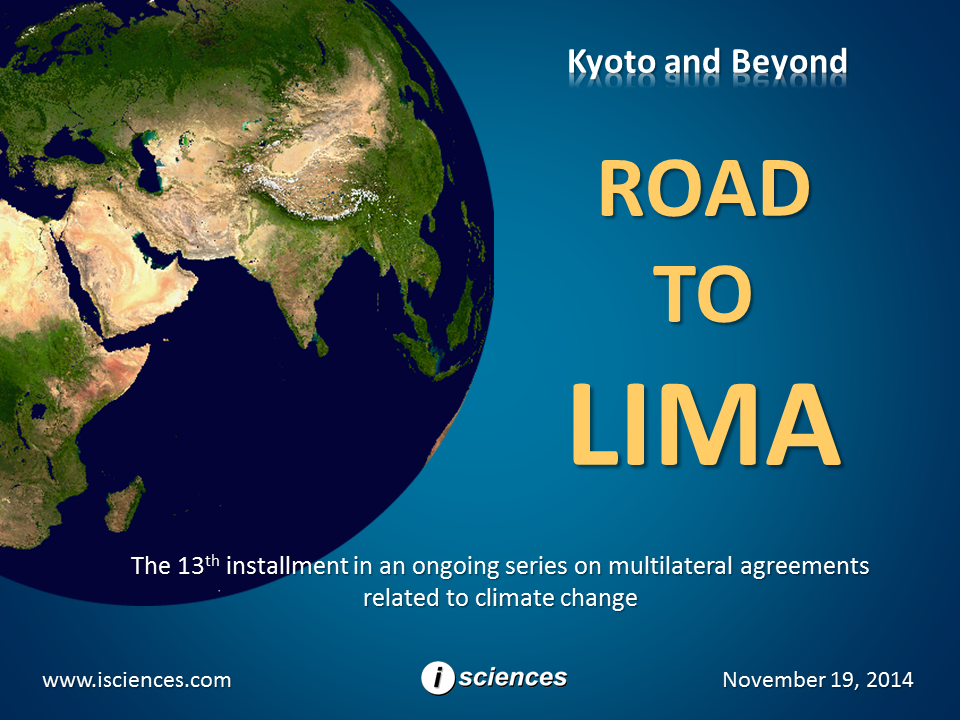 Kytoto and Beyond: Multilateral Agreements Related to Climate Change