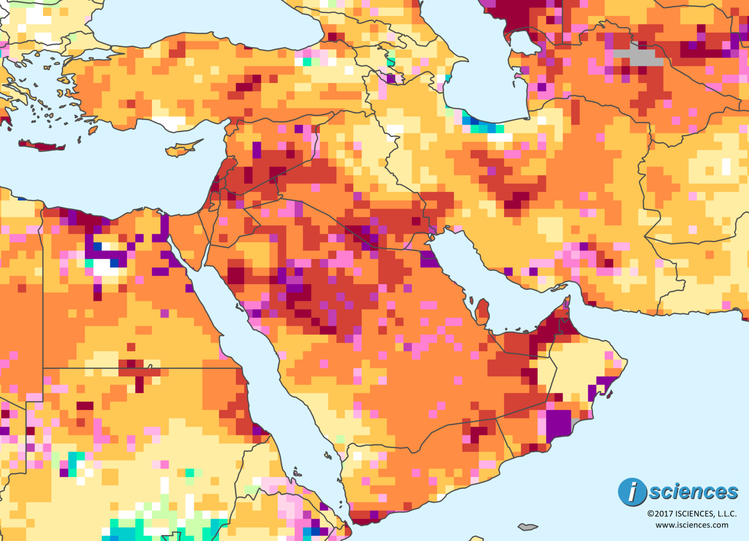 Middle East Widespread Deficits Forecast To Persist Esp Israel