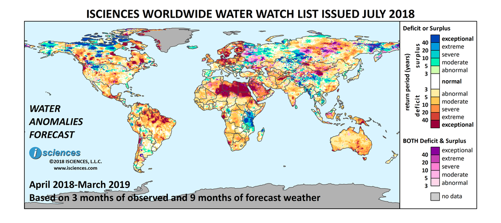 ISciences_Worldwide_Water_Watch_List_2018_July.png