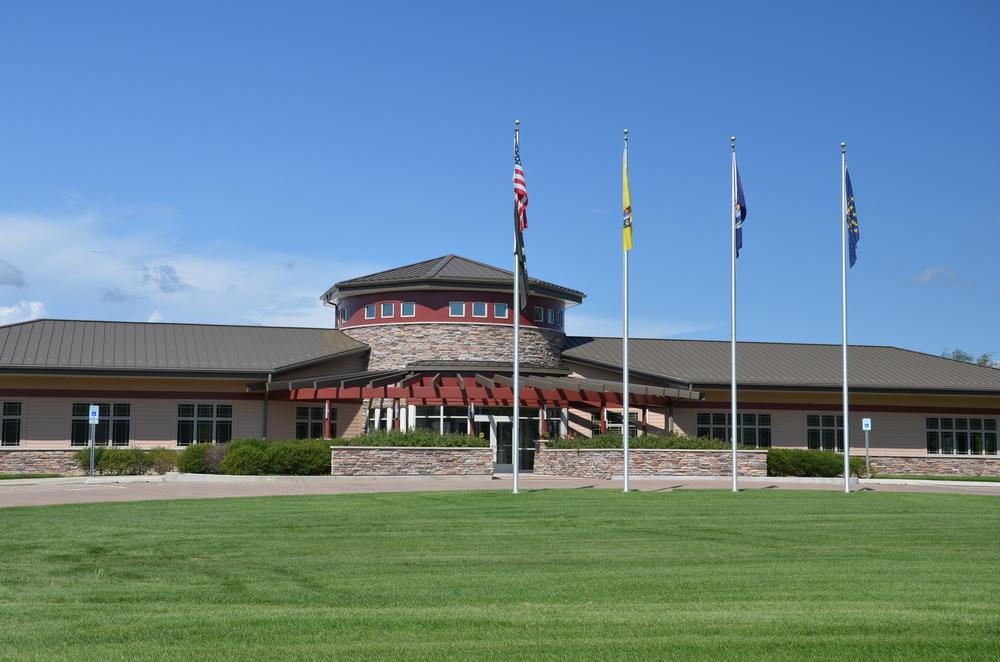 Pokagon Administration Building  Dowagiac, Michigan