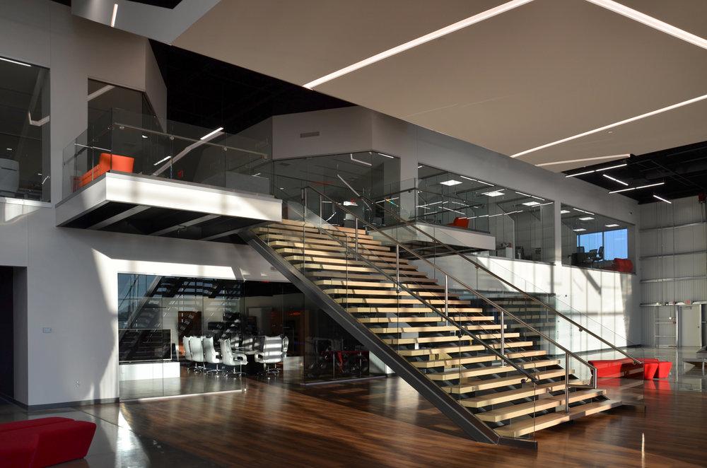 Furrion Office & Innovation Center Interior
