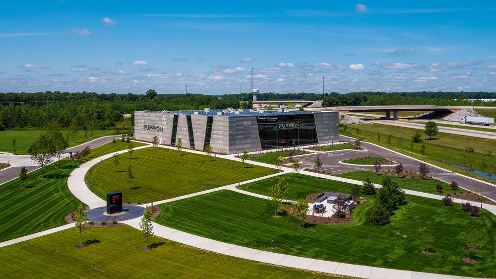 Furrion Office & Innovation Center Elkhart Indiana