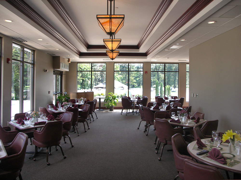 Pottawattomie Country Club Interior  Michigan City, Indiana