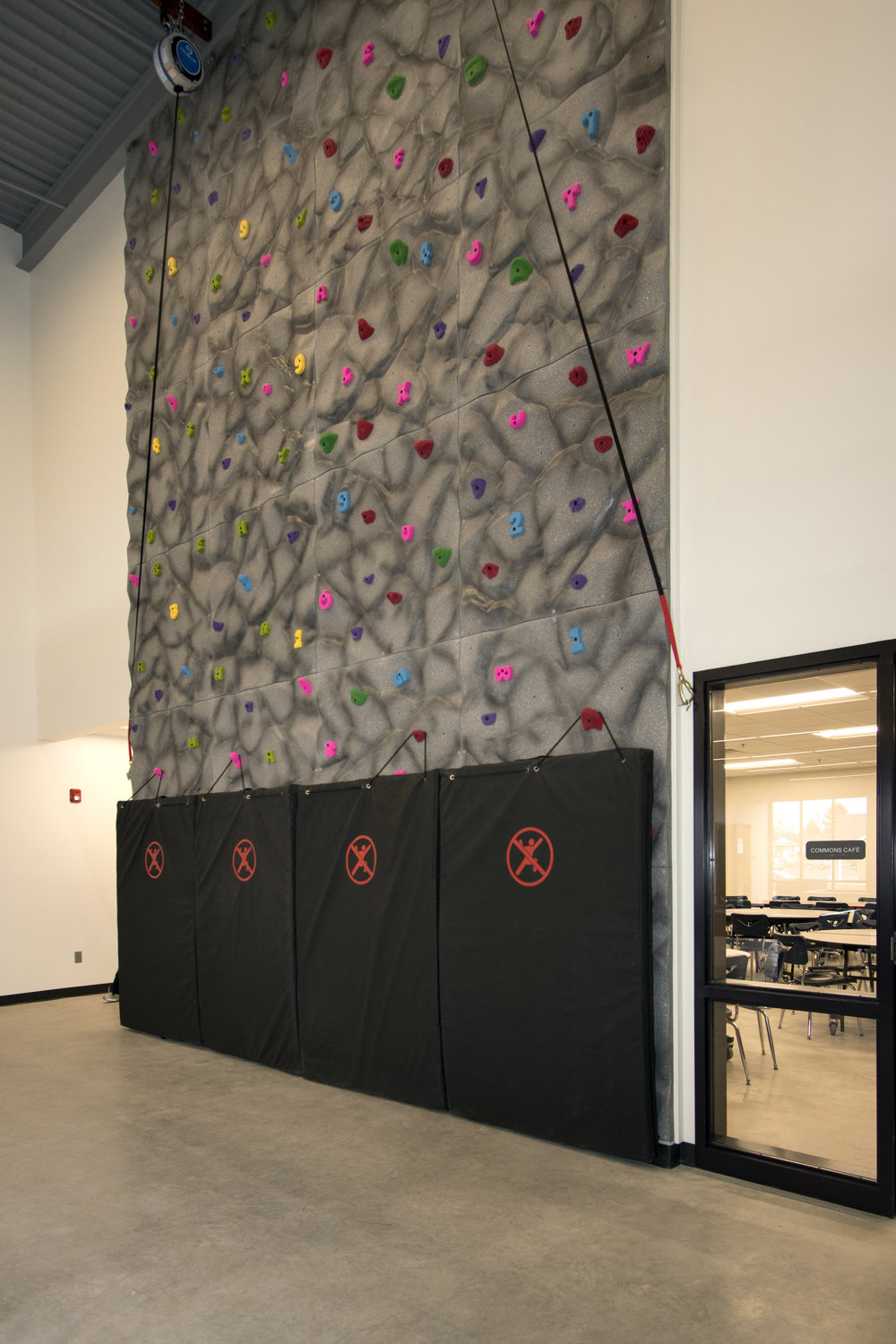 Plymouth Boys and Girls Club Climbing Wall.jpg