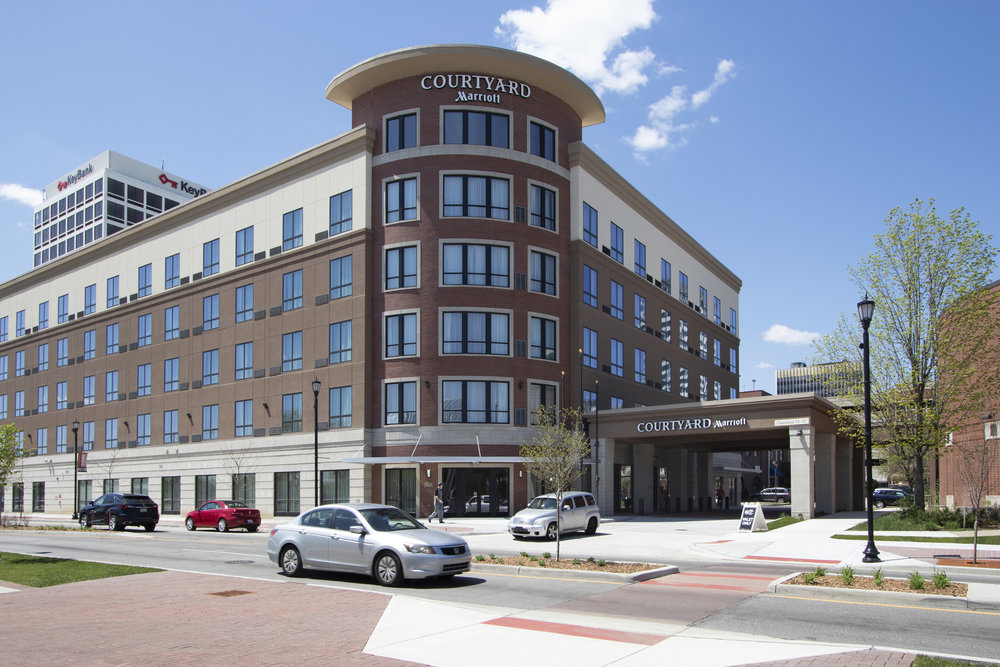 Courtyard Marriott South Bend Front.jpg