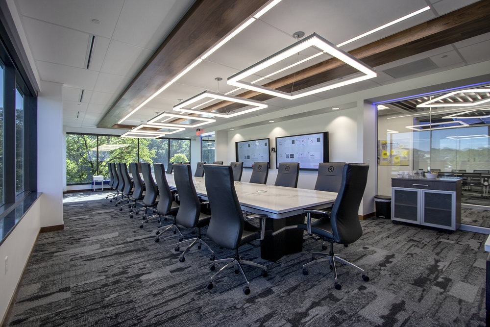 Lippert Components Corporate Office Boardroom