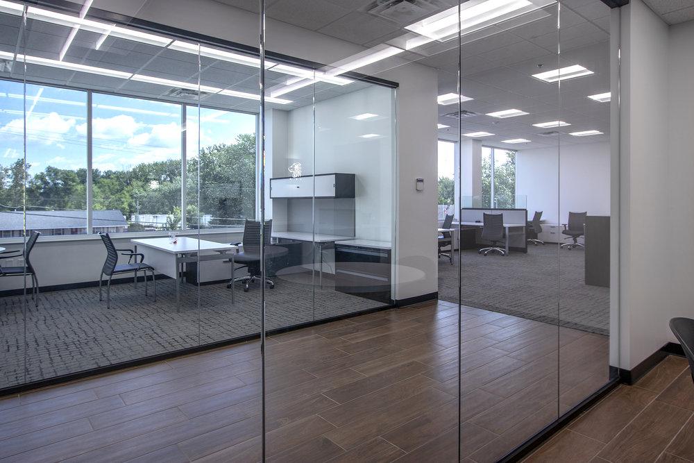LionsHead Corporate Office Interior Goshen Indiana