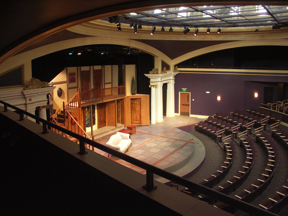 South Bend Civic Theater after renovation.