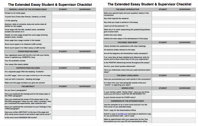 extended essay rubric 2015 Explore timing and format for the ap world history exam ap world history student samples aligned to the 2018 rubrics - long essay question 1.