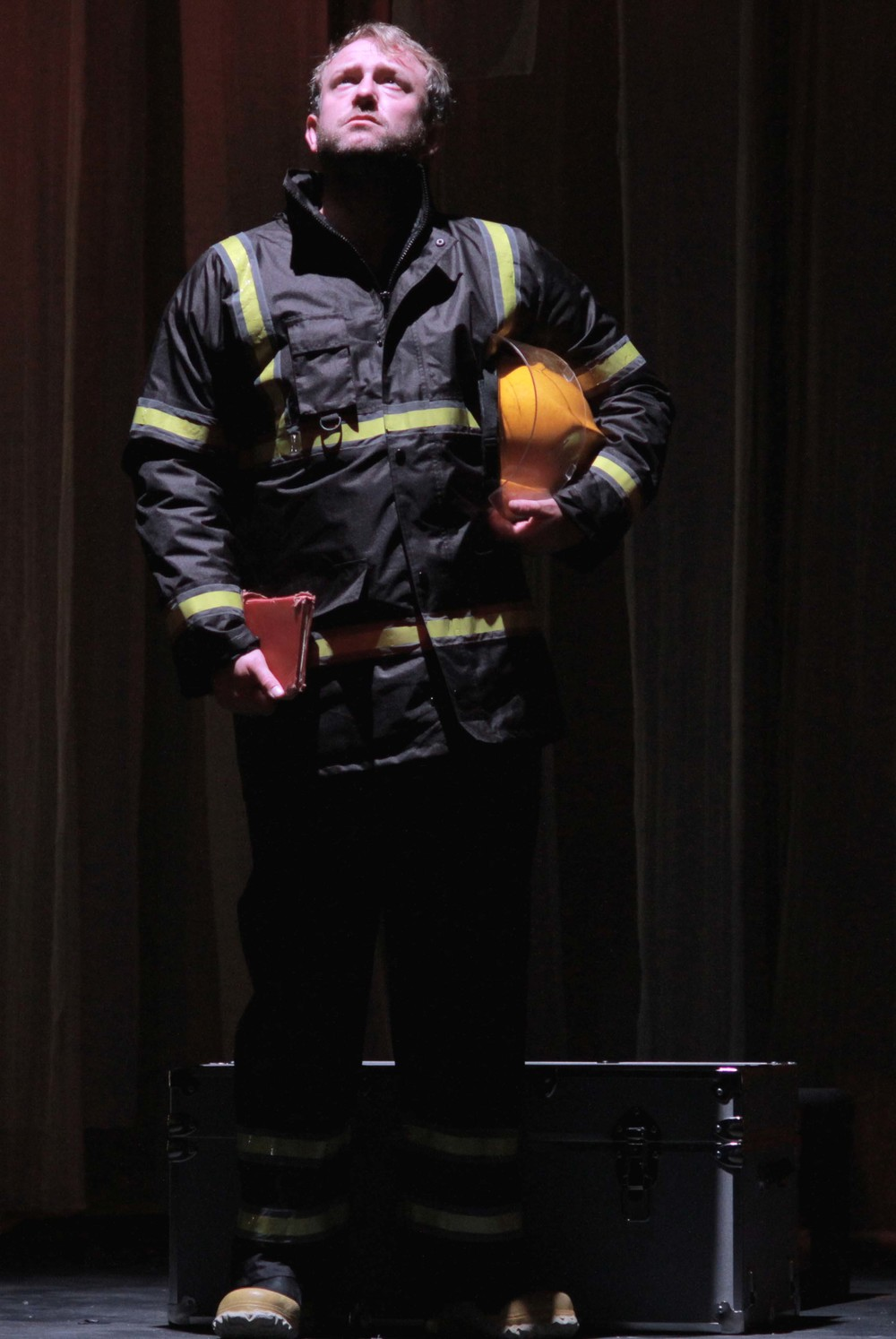 Fahrenheit 451. Photo by Richard Termine.