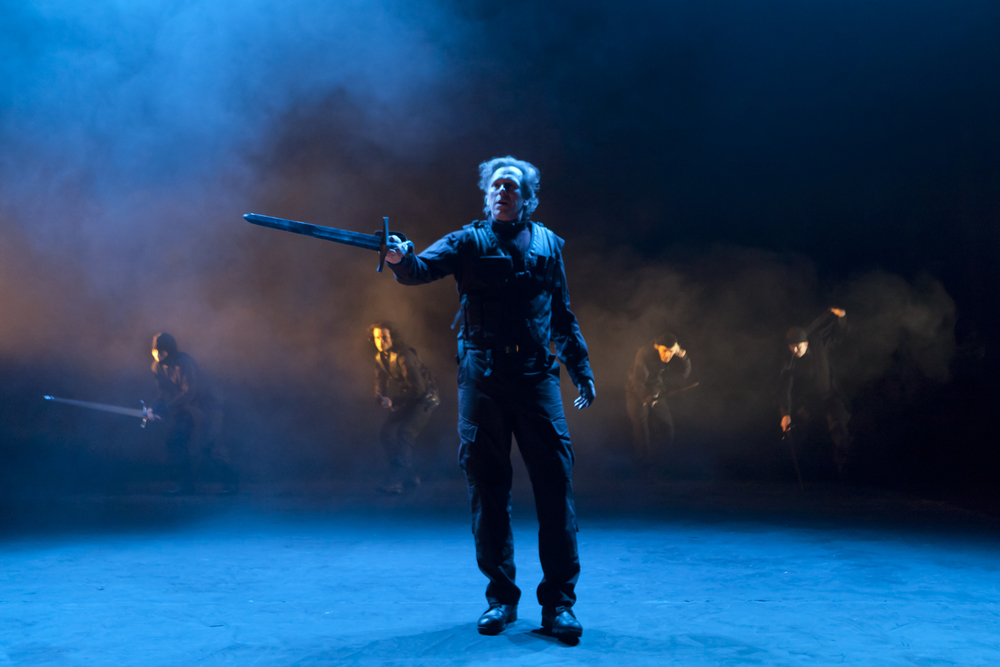 Macbeth. Photo by Richard Termine.