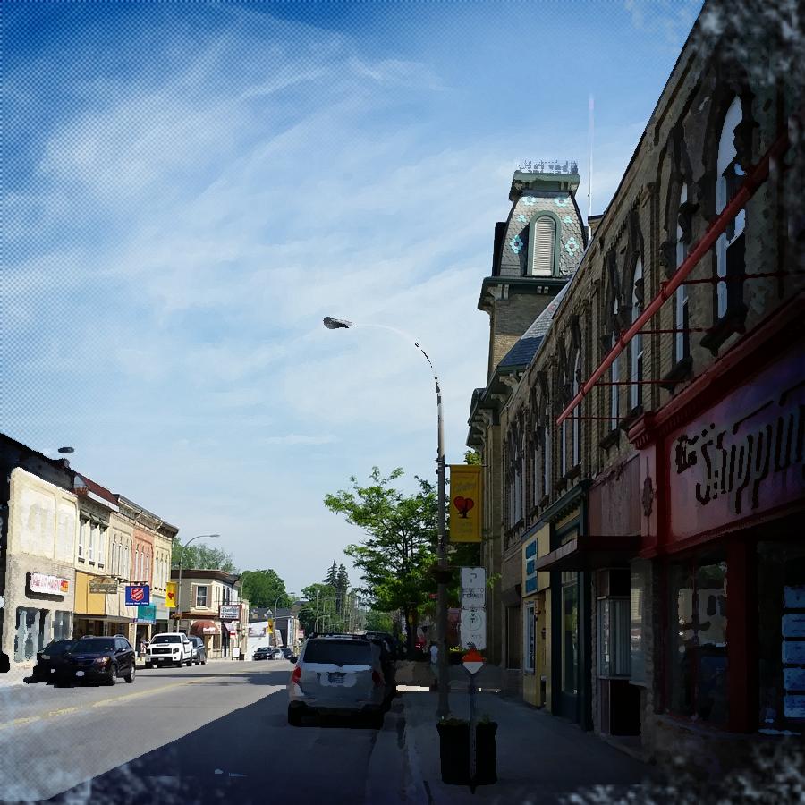 Improvement Area Plan: Central Huron, ON