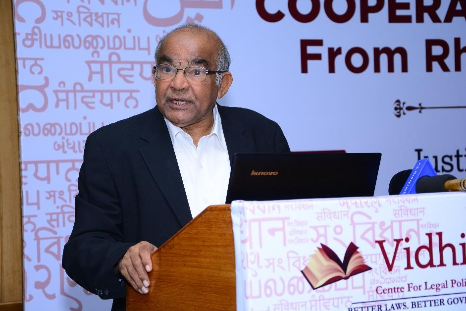 Speeches and Video: A Conversation on Cooperative Federalism 2