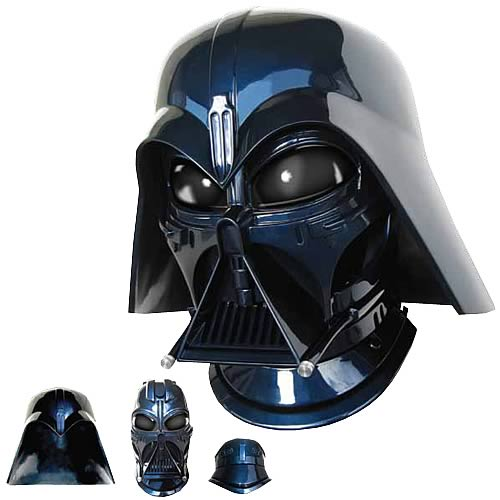Ralph MacQuarrie's Original Vader Concept was even cooler than what was eventually made