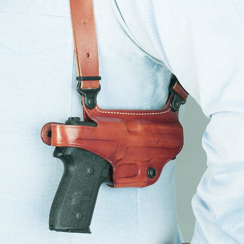 The Don Johnson Shoulder Holster
