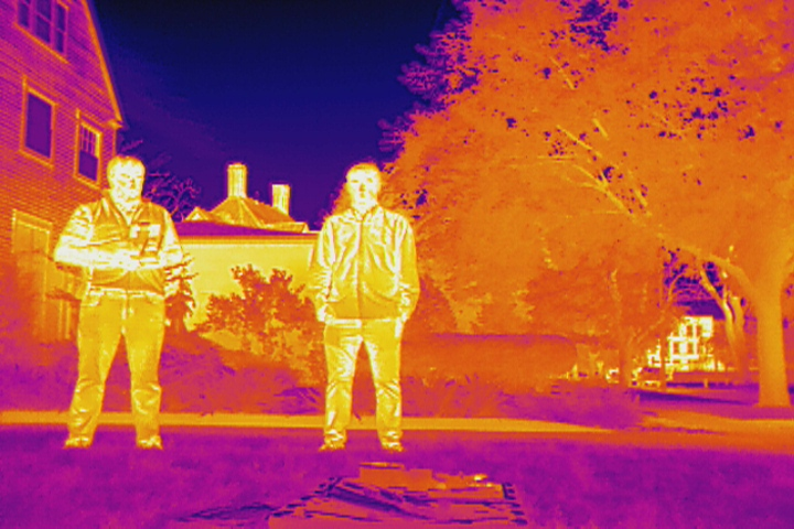 EagleHawk provides real time thermal imagery and video streams, providing law enforcement with a unique tool for search and rescue and suspect apprehension.