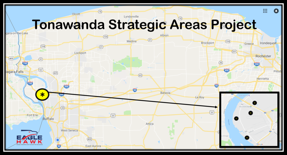 Tonawanda project map.png