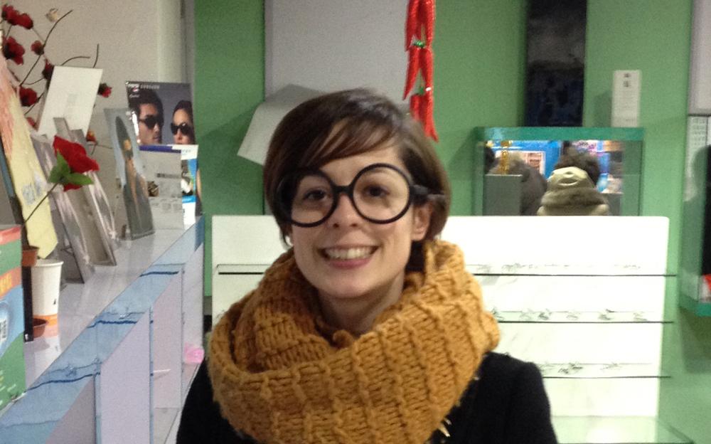 Kirsty Whyte Designer Heals Made.com Glasses