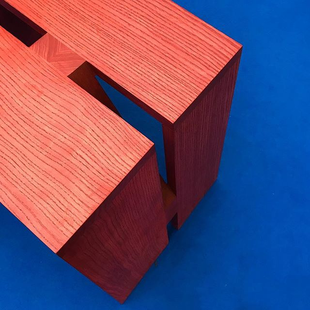 @studiodan consistently designs beautifully considered pieces & this stacking stool is no exception. @100percentdesign #100percentforward #100percentdesign #ldf18