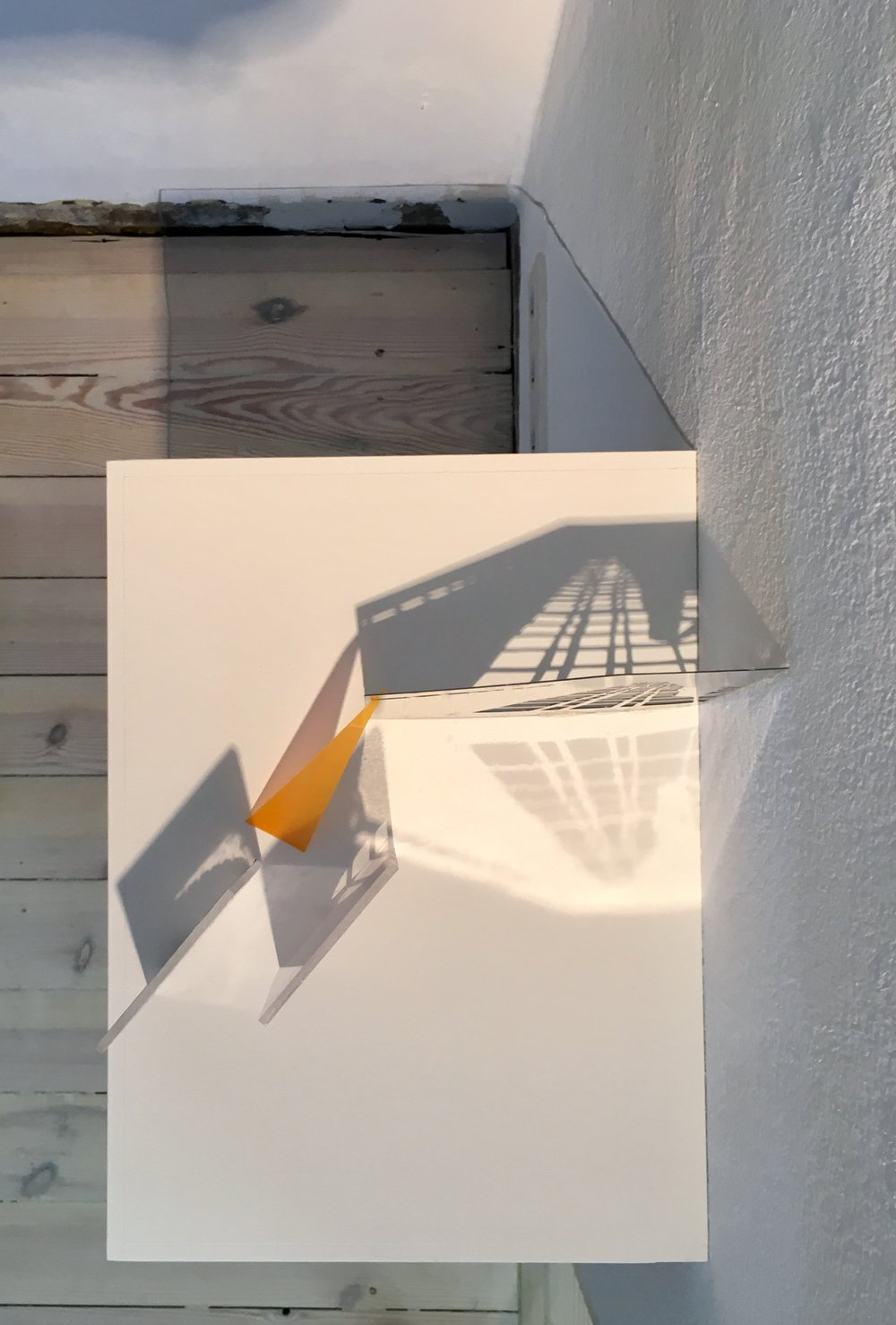 Composition in Light, II