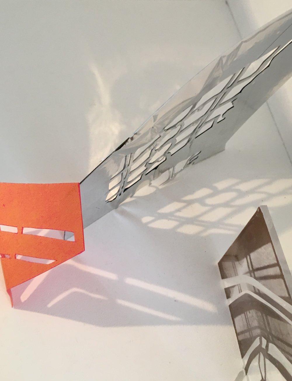 Composition in Light, V