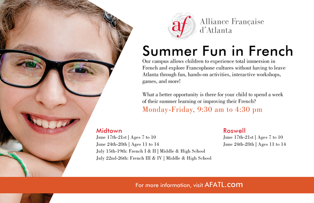 Program Info Card: Front