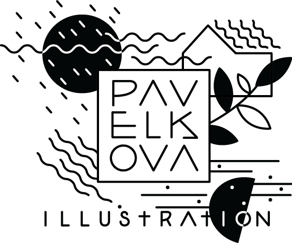 Helga Pavelkova Illustration