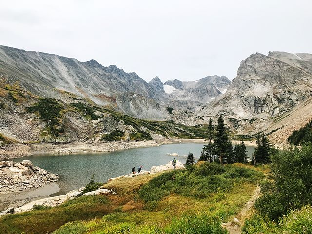 FYI: it's already Fall at 12,000 ft. ⛰🍂🌲#hiking #colorado #igerscolorado