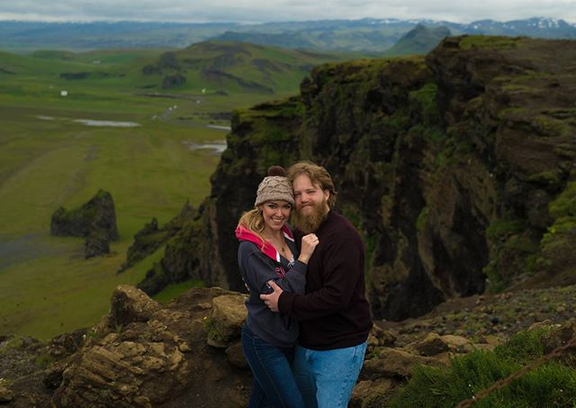 Falling in mad love with Iceland this week as we explore the southern coast in all its rugged glory. 🇮🇸 #summer #2017 #travel #adventure #adventurecouple #couplesofinstagram #iceland #icelandgram #fjords #goexplore #welltraveled #jetset #mystopover #rugged #fireandice #love