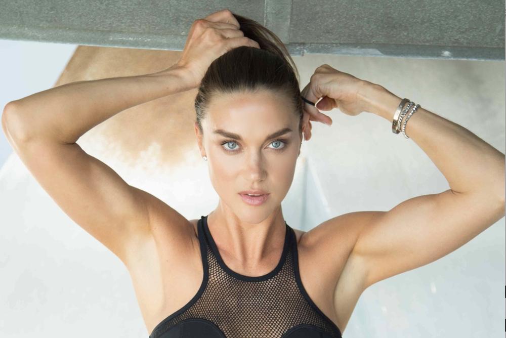 Fitness Model NYC Ashley