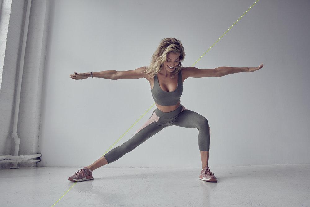 Fitness Model NYC Lauren