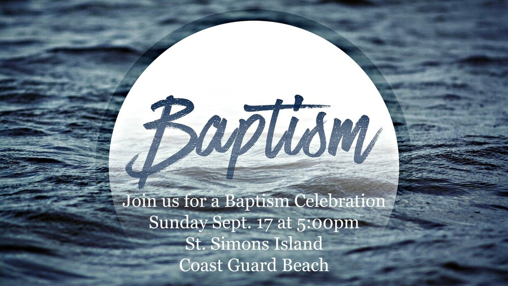 If you are interested in baptism please contact the church office at office@rhemacommunitychurch.org