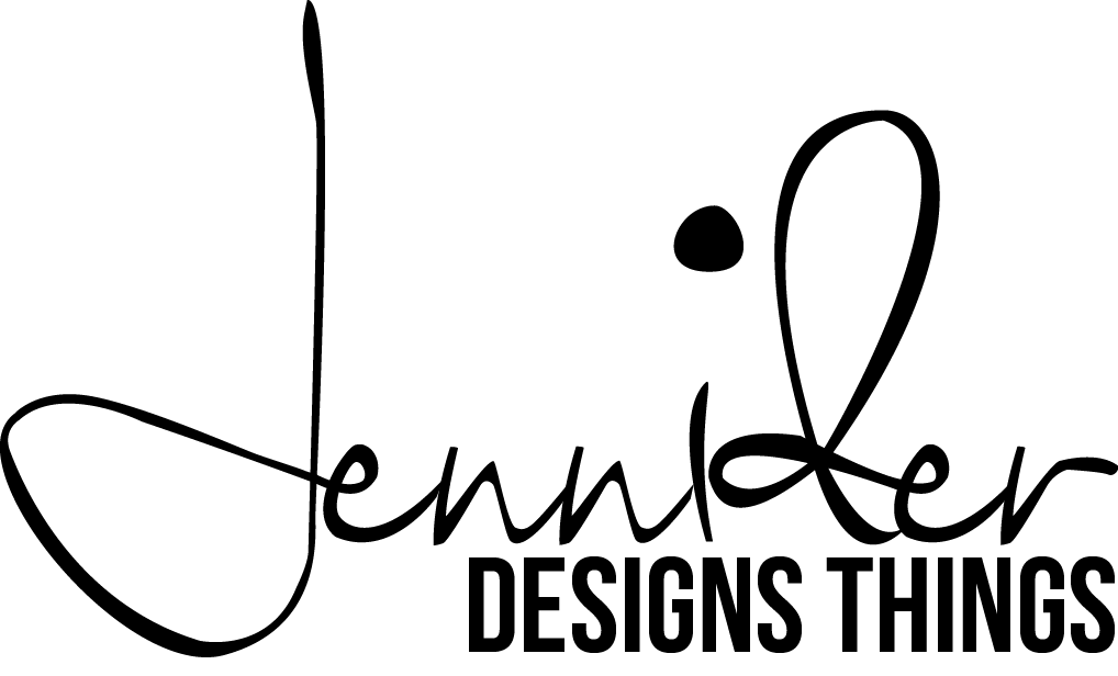 Jennifer Designs Things