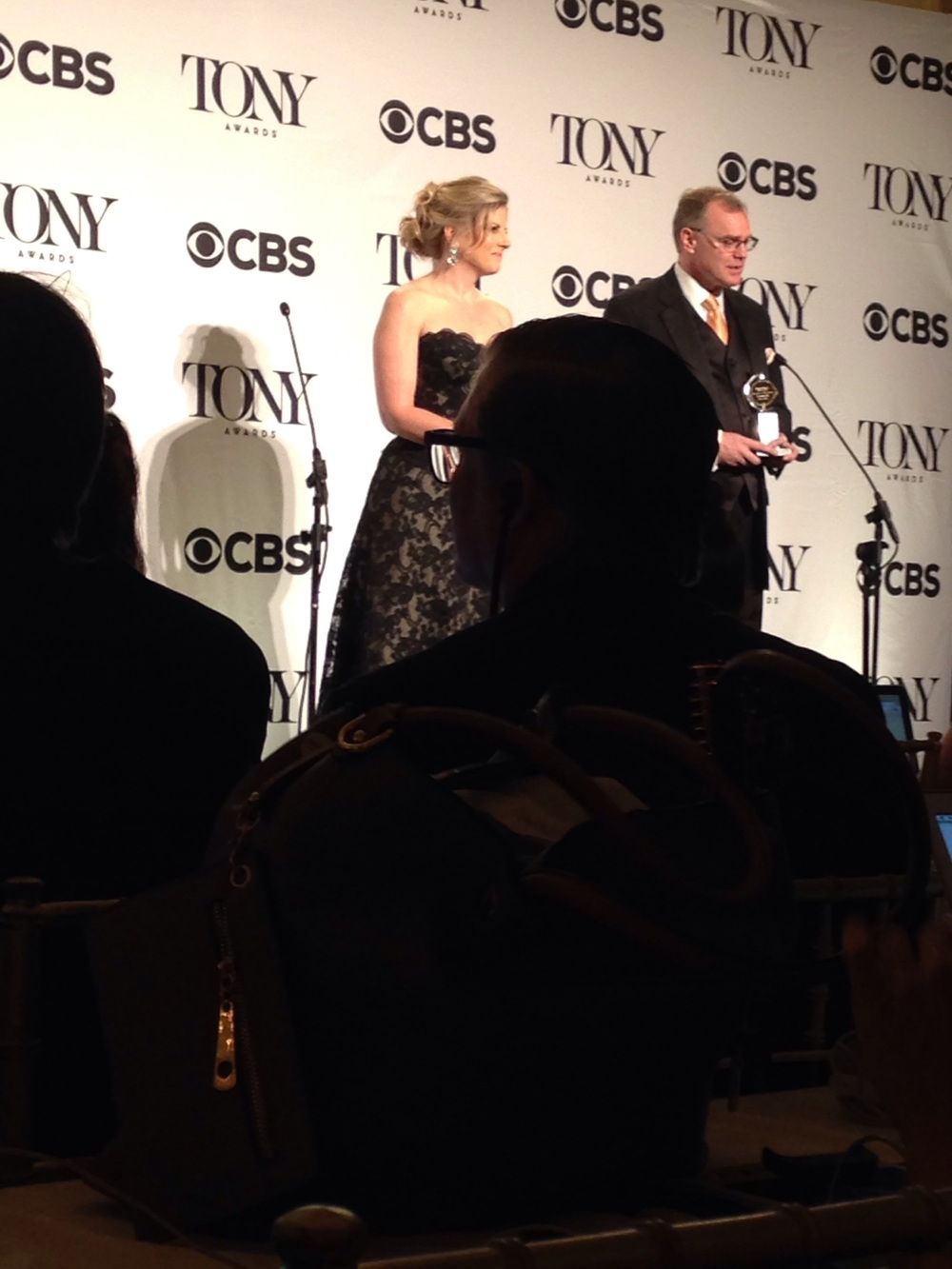 Cleveland Playhouse regional Tony Award winners take the stage