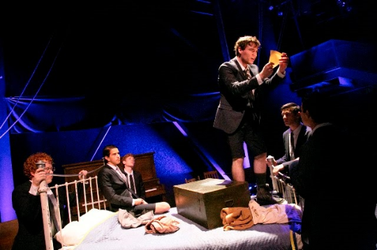 I Unfortunately Was Not Able To See The Production Of Spring Awakening That Michael Arden Helmed As Director During Its Limited Los Angeles Engagement