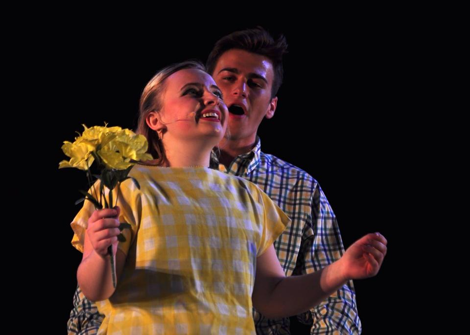 "Holy Trinity's production of ""Big Fish"""