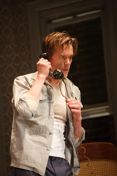 "Kevin Bacon in ""Rear Window"" at Hartford Stage  Photo: Joan Marcus"