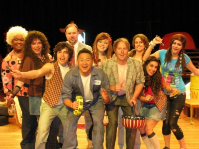 "ENMU-R's production of ""Godspell"""