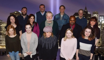 Pictured: The cast of 'New York' at CTAW