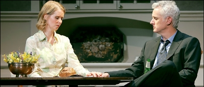 Cynthia Nixon and John Slattery