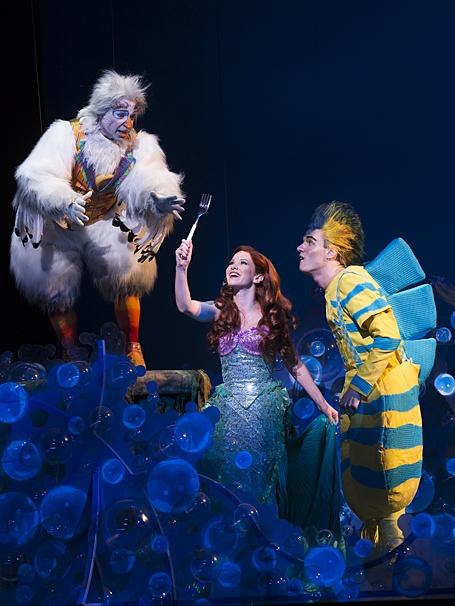 sc 1 st  OnStage Blog & Review: u0027The Little Mermaidu0027 National Tour u2014 OnStage Blog