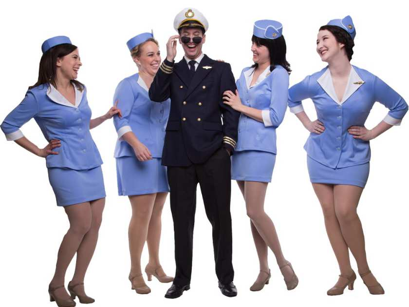 Review Catch Me If You Can Presented By Front Row Centre