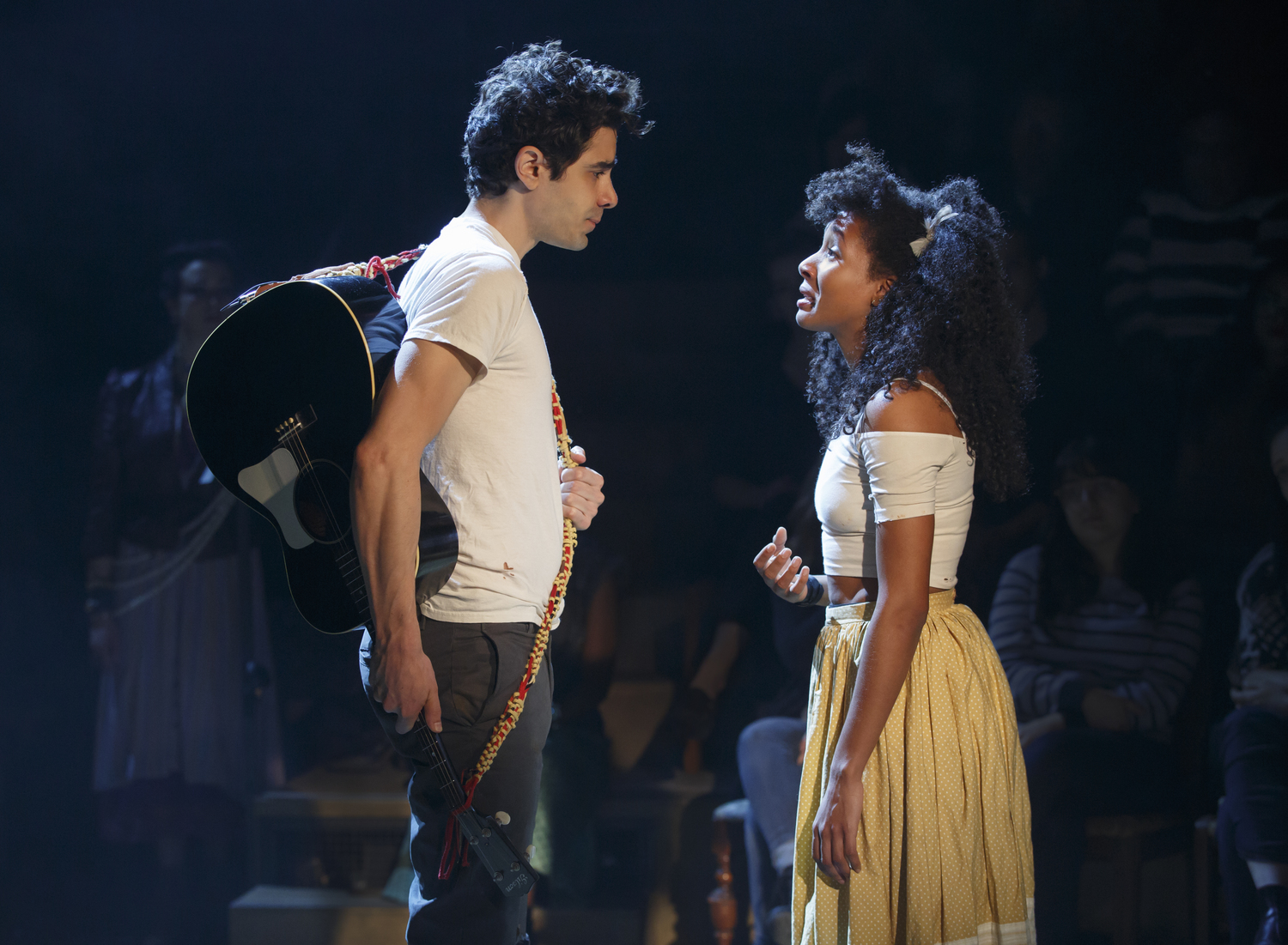 """Review: """"Hadestown"""" Redefines Mythos at the New York Theatre"""