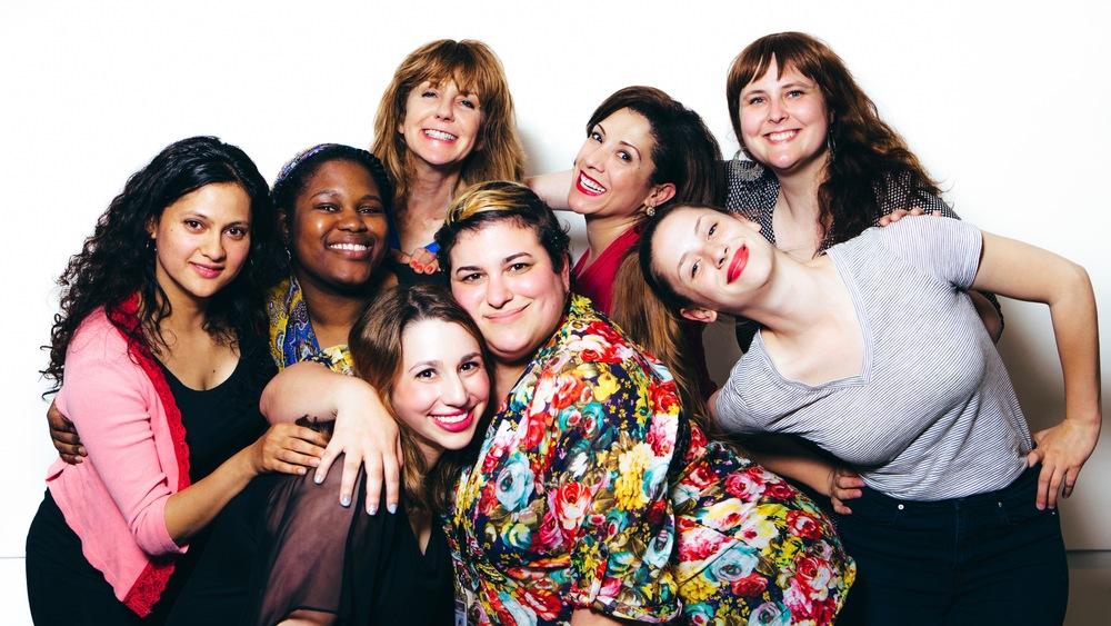 Photo Credit: Cast of 'The Good Body' courtesy Hub Theatre Company of Boston.