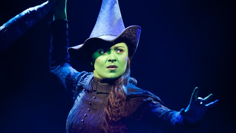 Current Broadway Elphaba Jennifer Dinoia