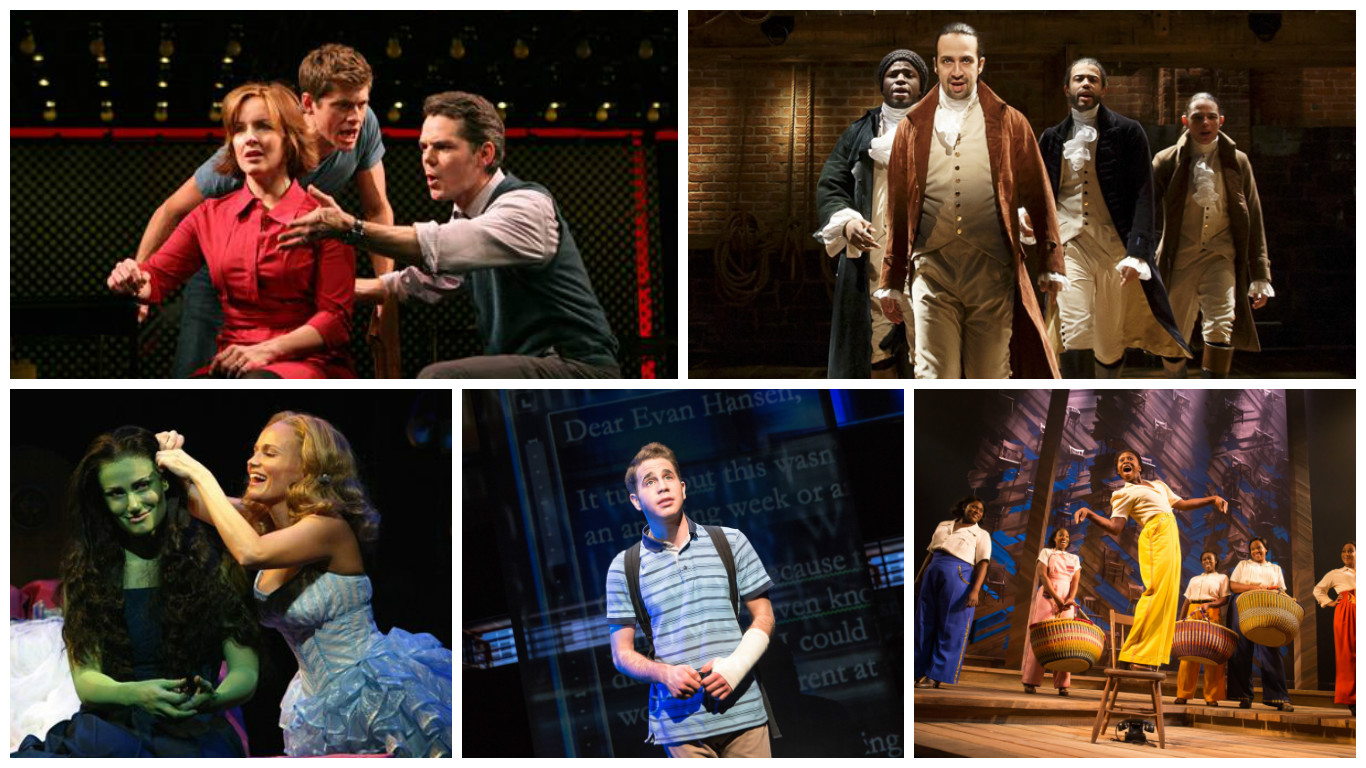 The 50 Best Musicals of the 21st Century    So Far